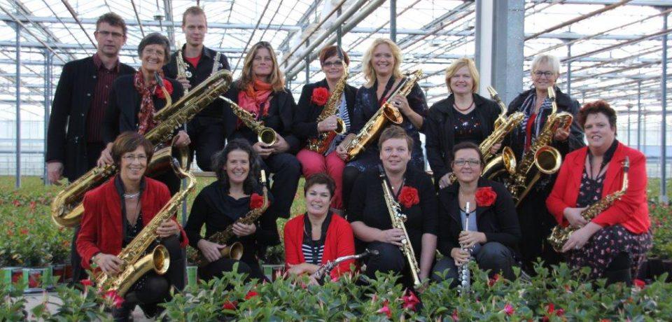 Concerteren in de Reestkerk te Oud-Avereest