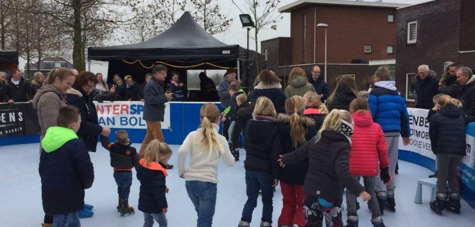 CDA Hoogeveen krijgt antwoord op ijsbaanvragen