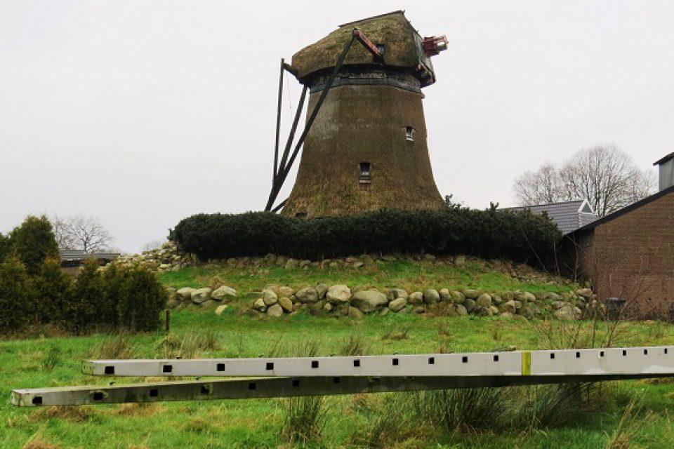 Overeenstemming over verkoop molen Zuidwolde