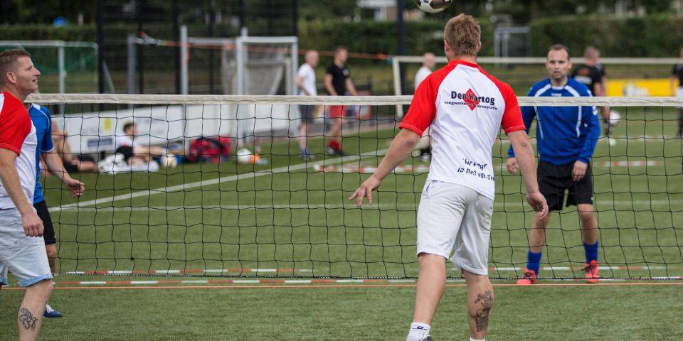 Noordelijk Voetvolley Toernooi breidt uit naar 70 teams