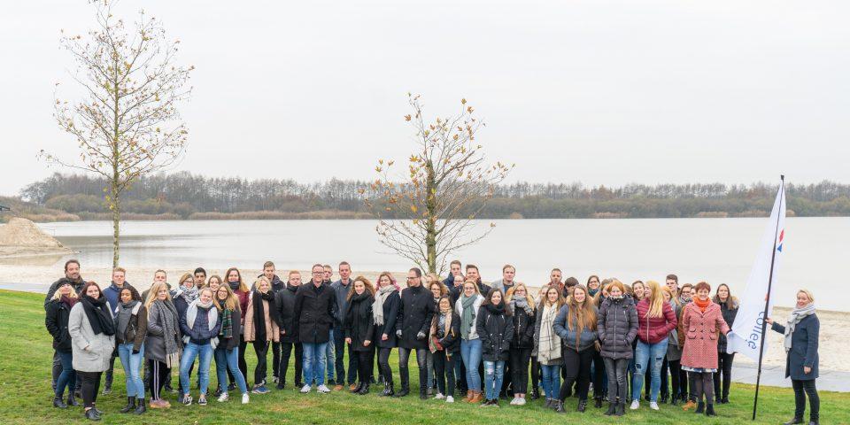 Studenten Alfa-college organiseren foodfestival Strand Nijstad
