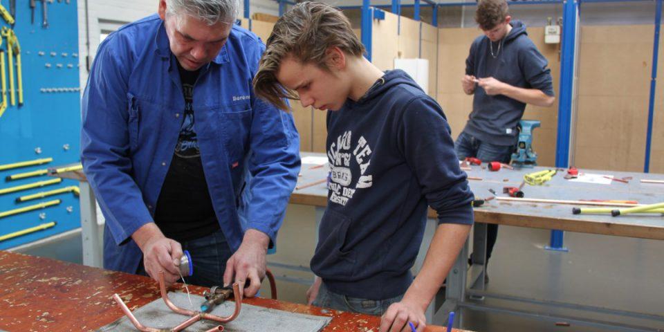 Leerlingen Stad en Esch Meppel bezoeken TechniekExperience