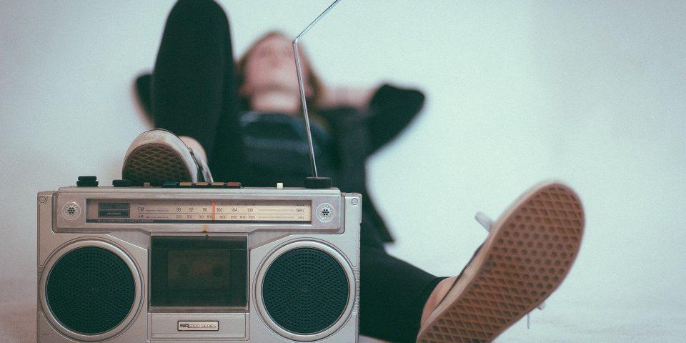 Verandering internet radio streams